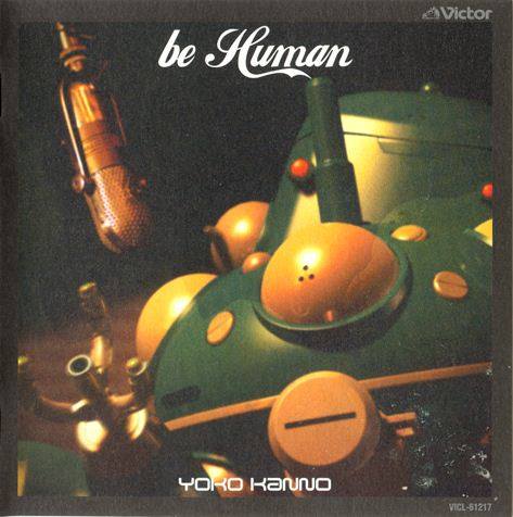 Be Human cover